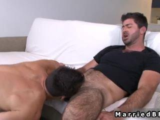 Kawin fellow acquires seksi homoseks pria mengisap penis