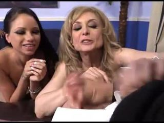 Raven bay and nina hartley millet ara şahly fun
