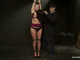 Bigtitted Magdalene St. Michaels Has Punished In Sadism Vid