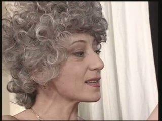 grannies, amadurece, anal
