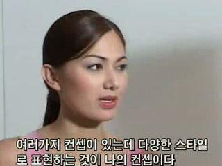 Francine prieto で korea ツアー