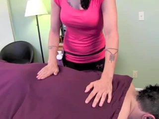 Zoey holloway massaaž tolvan