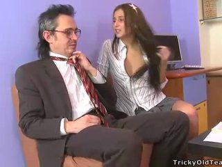 汚い と ワイルド テーブル セックス