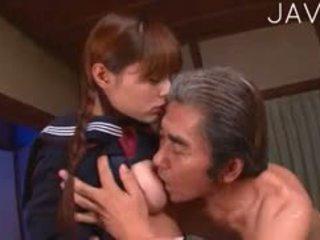 japonijos, senas + young, vienodas
