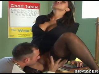 Ava devine brazzers sex lehrer
