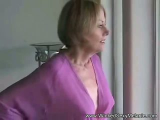 MILF Melanie POV Blowsuck, Free Wicked Sexy Melanie Porn Video