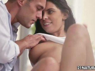 kyssar, kaukasiska, hetero