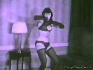 Vintaj erotik dancer