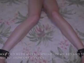 Slaaf nikki eerste poesje marteling op video-, porno ea