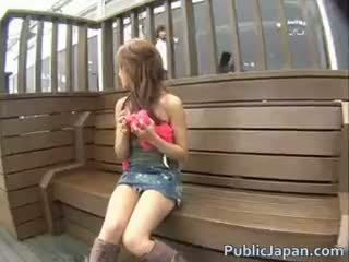 japonais, voyeur, plus interracial