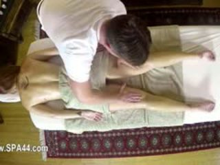 Secret Masturbation And Fucking In Special Tricky Spa