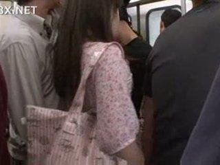 Vilciens groping