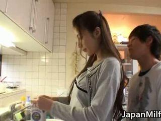 जापानी, सौंदर्य, मां
