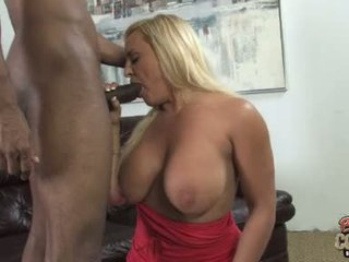 Alexis Golden Being A Hot Sausage Jockey For Her Guy