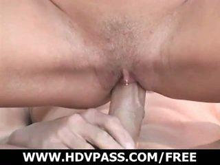 brunete, liels penis, skaistums
