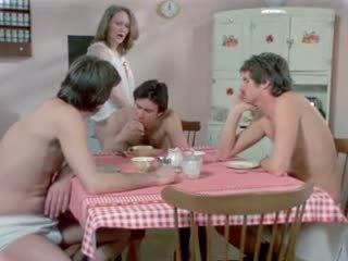 Of an amerikkalainen playgirl 1975 (cuckold, dped) mfm