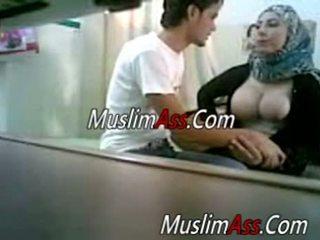 Hijab gf in privé