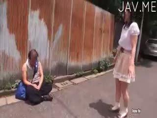 שחרחורת, יפני, cumshot