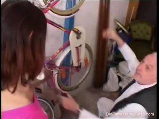 De fiets reparatie service
