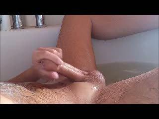 european, masturbation, bathroom