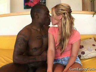 cornudo, babes, interracial