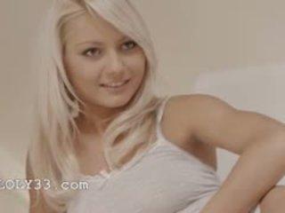 Eksklusibo blondies pangtatluhang pagtatalik from sweden