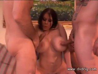 Daphne rosen - sexo a três