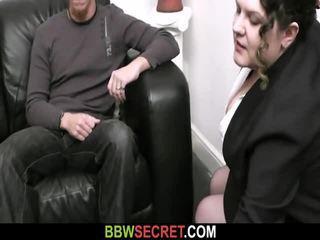 Vaimo finds bbw kanssa hänen hubby