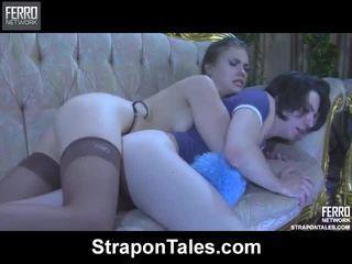 Ver strapon tales películas con gran estrella porno martha, randolph, owen