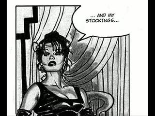 Kails catherine zeta jones pēda fetišs komikss