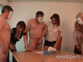Babes jacking off cocks