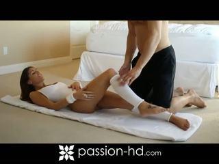 Seksi aerobik i̇nce