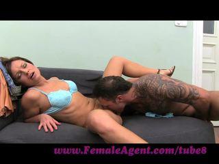 Femaleagent. new agents incredible sik sürmek skills