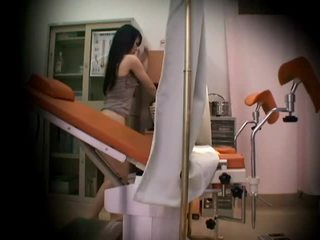 Gynecologist gömd spycam