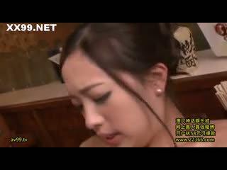 Nuori vaimo pomo seduced henkilöstö 06