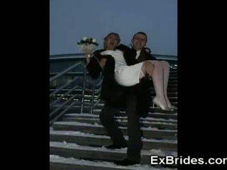 Echt ondeugend jong brides!