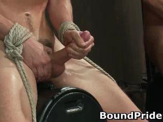Houdgreep anaal ranger slaves having jerked af