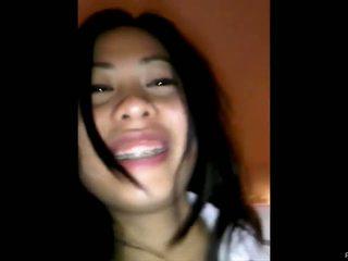Pinay student gefickt nach sie schooling