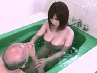 japonisht, big boobs, titjob