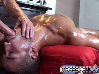 Massagecocks diep anaal penetration