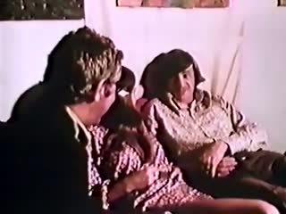 sexe de groupe, échangistes, millésime