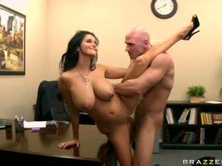 ikaw big tits, office malaki, office sex saya