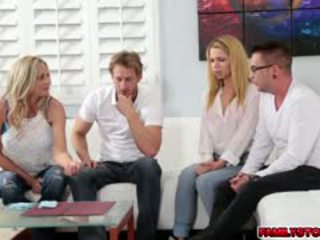 group sex, babe, blonde