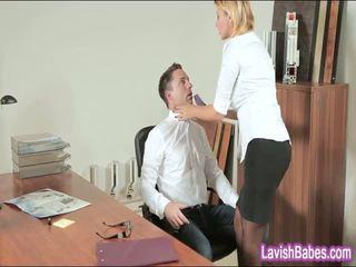 Ofisas mažutė anna polina banged tikras geras