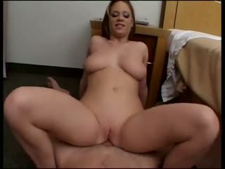 Amee swallow sperm in POV scene
