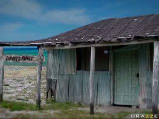 포섬 와 alexis breeze 과 rebeca linares 비디오