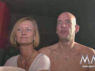 Mmv फिल्म्स असली आमेचर जर्मन swingers, पॉर्न ३डी
