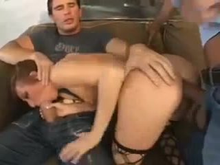 Hot double anal