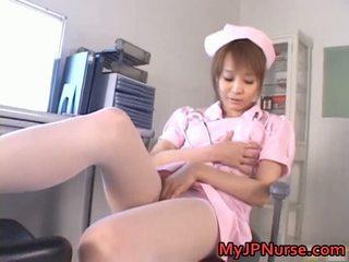 מדהים אסייתי אחות has צעצוע penetration