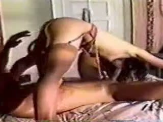 A classic in bed sex with a man and woman